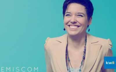 Portrait d'entrepreneur : Cindy Bégin – Graphisme et marketing relationnel
