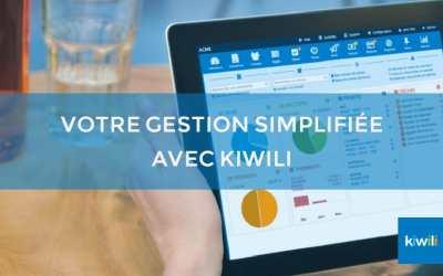 Kiwili, la solution de gestion tout-en-un qui facilite le quotidien des petites entreprises