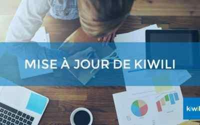 Mise à jour Kiwili : découvrez les nouveautés !
