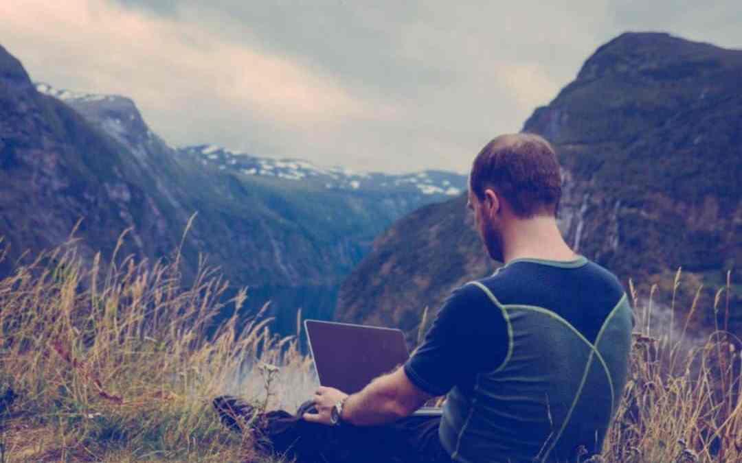 Profession : Entrepreneur nomade!