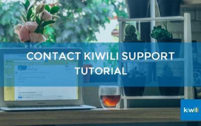 Contact Kiwili Support