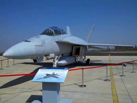 Boeing's Advanced F/A-18F Super Hornet Takes Flight ...
