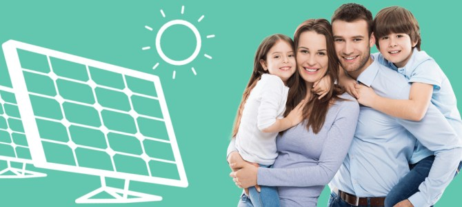 Save on Power Bills with Solar Electricity