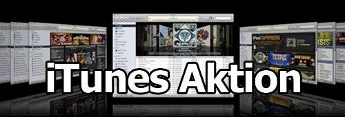 iTunes Aktion