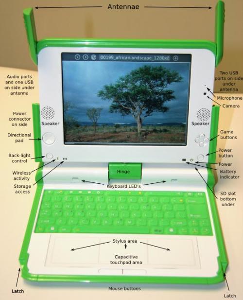 100 USD Laptop