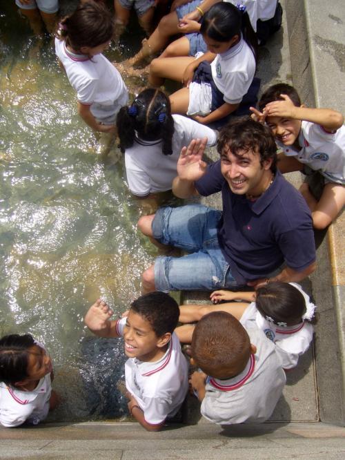 Philipp und die Kids