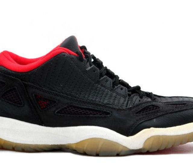 Air Jordan  Og Low Ie Black Red