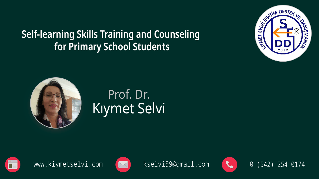 Self-learning Skills Training and Counseling for Primary School Students