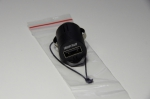 iBUFFALO シガー充電アダプター1ポートタイプ ブラック BSMPA07BK