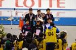 男子総合 表彰式