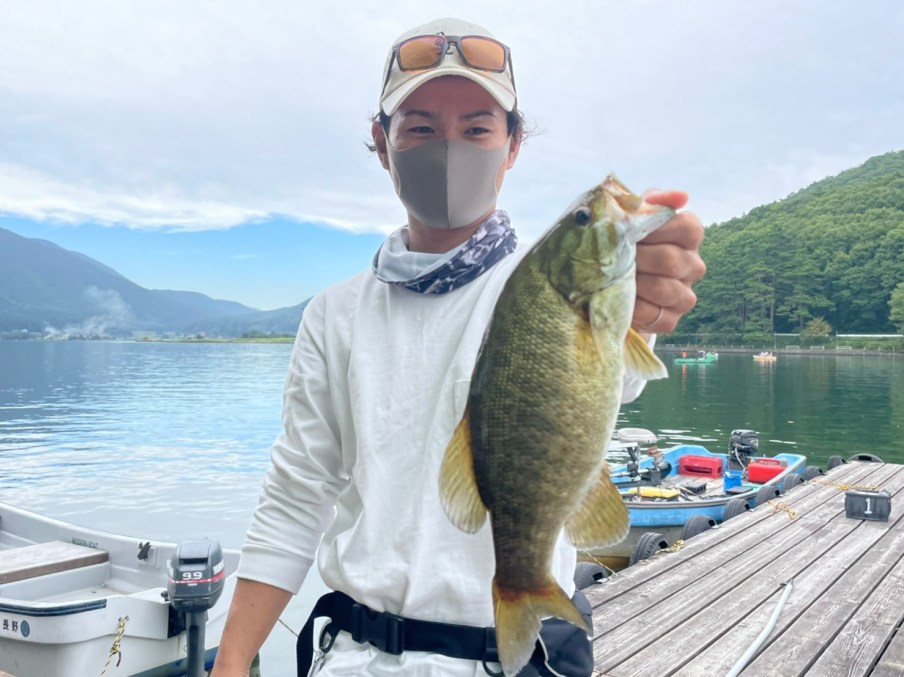 木崎湖モダンボートトーナメント