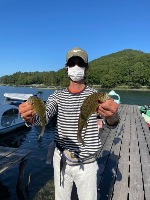木崎湖バス釣りトーナメント (16)