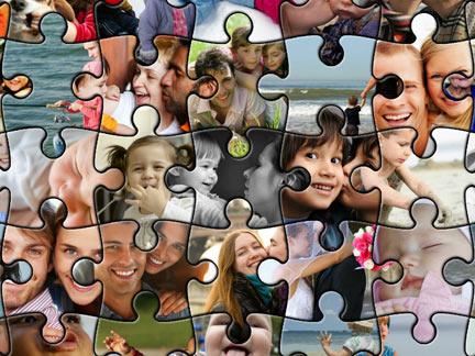 Puzzle Photo Pele Mele Gamboahinestrosa