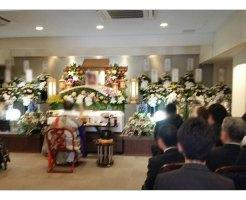 生野区家族葬 例1