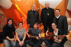 Taize-Gebet mit Bischof Schwarz1