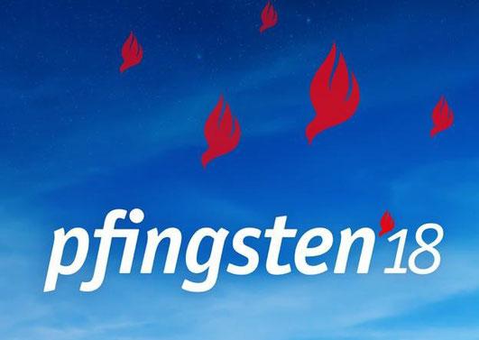 """""""Pfingsten18"""" in Salzburg"""
