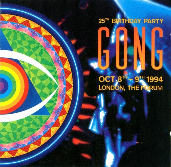 Gong 25th anniversary