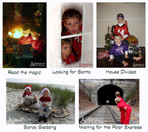 Christmas Cards KJ Bradley Photography Blog