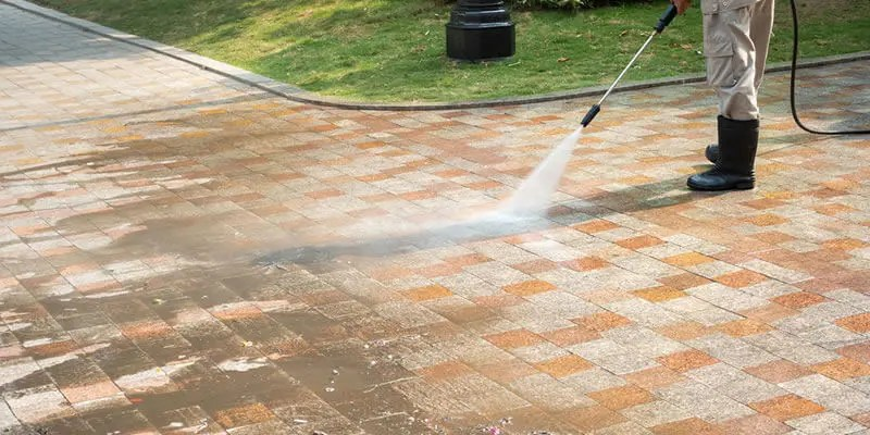 driveway patio cleaning in portsmouth