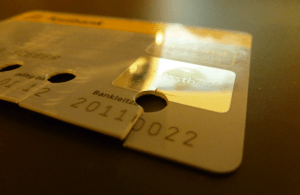 Punched ATM Card - Zemanta Related Posts Thumbnail