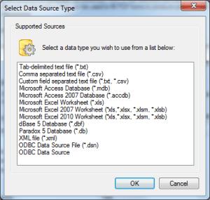kjc AutoMailMerge datasource - kjc - AutoMailMerge datasource