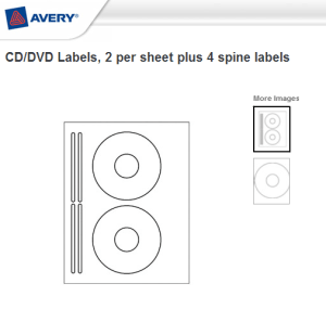 kjc Avery CD DVD labels - kjc - Avery CD DVD labels