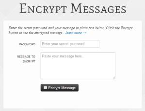kjc encrypt message - kjc - encrypt message
