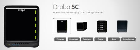 Drobo 5C - Drobo 5C