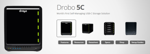 Drobo 5C - Why My Drobo 5C DAS Storage is So Slow?