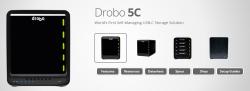 Drobo 5C - Why My Drobo 5C DAS Storage is So Slow?