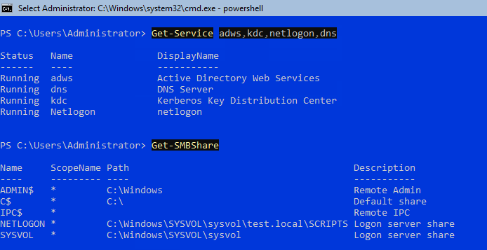 Setting Up Active Directory, DNS, and DHCP on Server Core