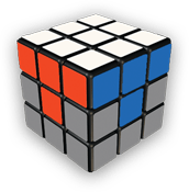 Rubiks Cube Step 2 - 5-Step to Solve A 3x3 Rubik's Cube