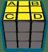 Rubiks Cube Step 5 1 abcd - Rubiks Cube - Step 5 - 1 abcd