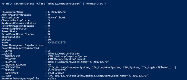 image 10 - How To Get the Full List of Properties of A PowerShell Object