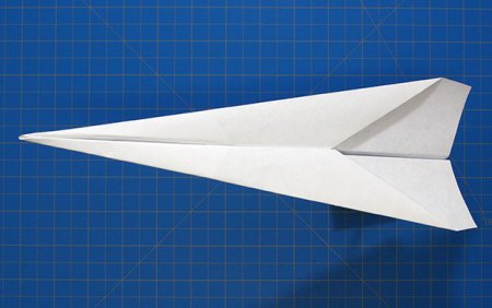 basic dart paper plane - basic dart paper plane