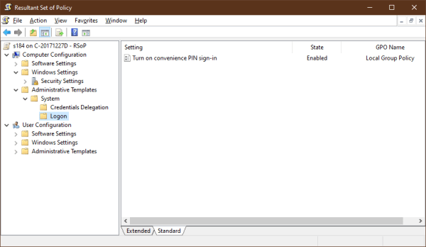 image 3 - Generating Various Types of Group Policy Reports