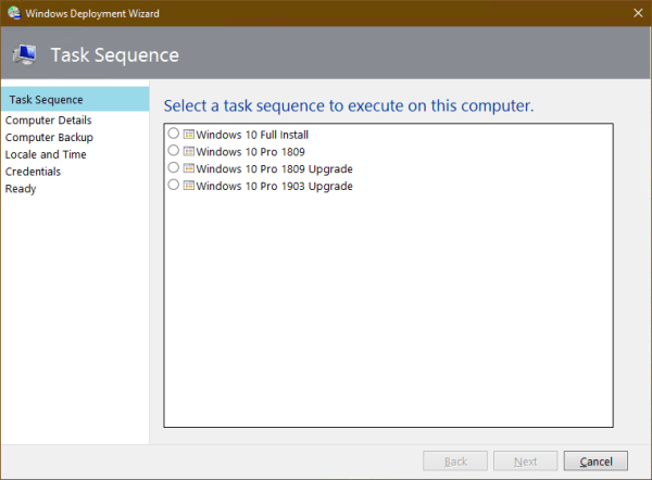 Basic Steps to Build A Microsoft Deployment Toolkit MDT