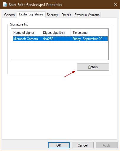 image - Fixing Visual Studio Code Failed to Run PowerShell Scripts