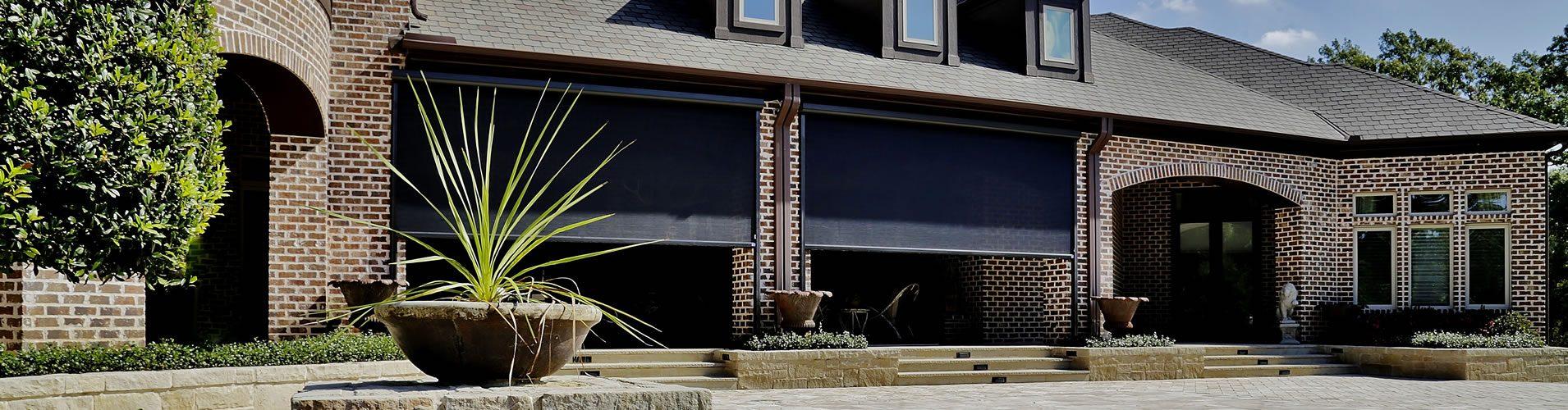 dallas tx motorized patio shades