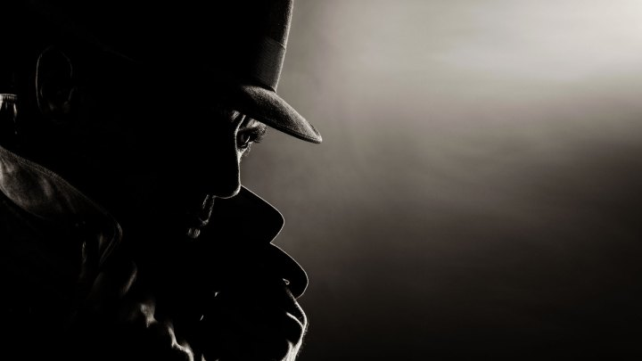 Image of Detective Inspector Rufus Stone.