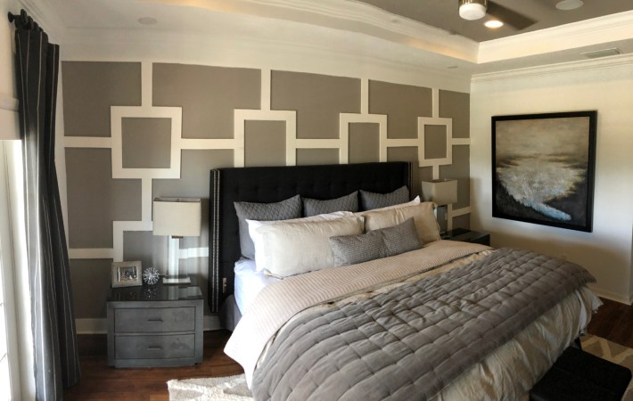 Neutral Bedroom Makeover