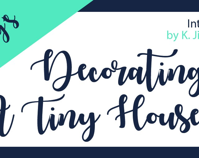 Decorating A Tiny House