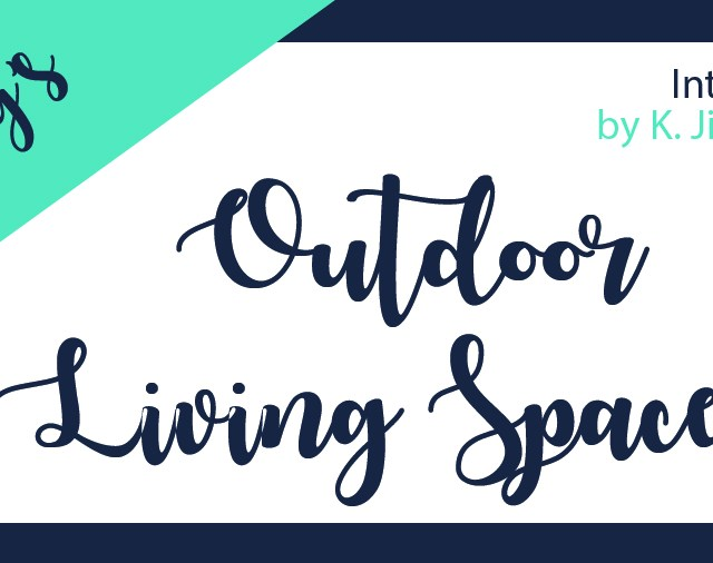 Designing Outdoor Living Spaces