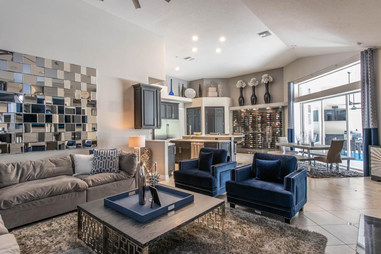 transitional living room interior design  kjillian designs