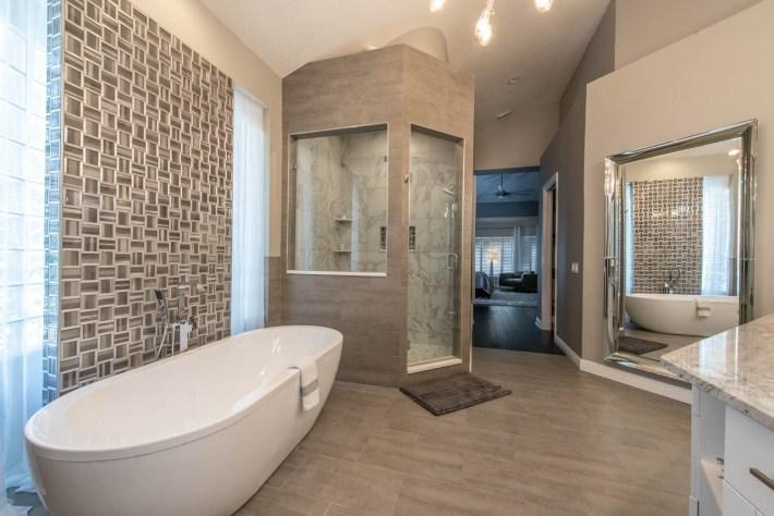 Transitional Bathroom Home Decor