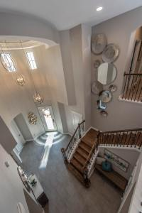 Foyer Interior Design | K. Jillian Designs Tampa