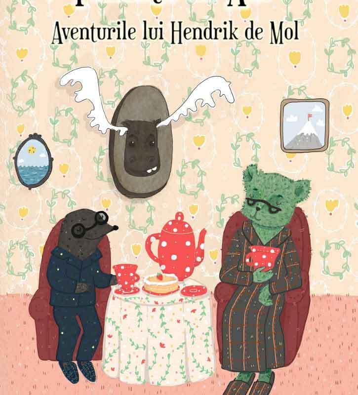 coperta cărții Planeta de Aur de K.J. Mecklenfeld