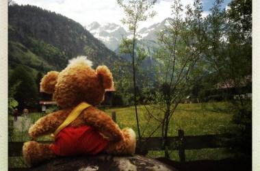 Knopf si Muntii Alpi