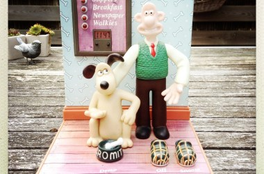 Wallace si Gromit