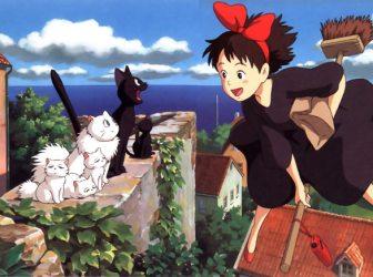 Hayao Miyazaki - Kiki's delivery service